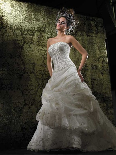 Couture Wedding Gown 9