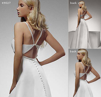 Halter Wedding Dresses 2010/2011