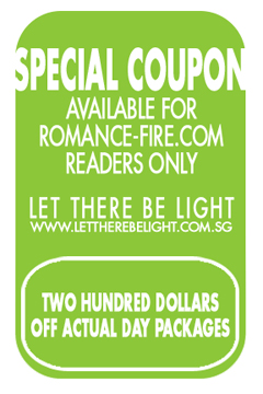 let there be light coupon