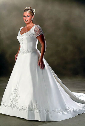 Plus Size Bridal Gowns