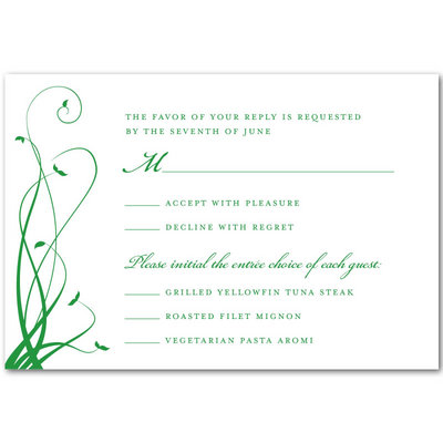 How To Write Wedding Invitations. Sample Wedding Invitation Set ...