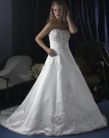 Bargain Gown Wedding