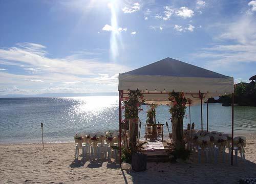 Beach Wedding Ceremony 12