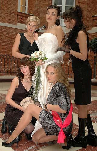 Sexy and Elegant Bridesmaid Dress 11