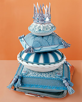 fairy tale wedding theme wedding cake
