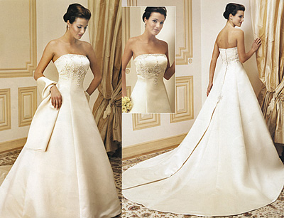 favourite bridal gown
