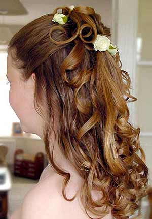 long wedding hairstyles