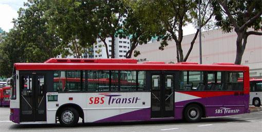 sbs bus
