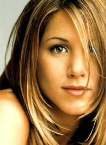 Jennifer Aniston Sedu Hairstyles 2