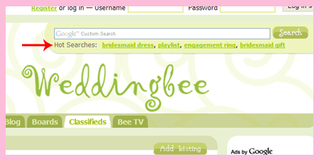 weddingbee.com top 10 wedding sites