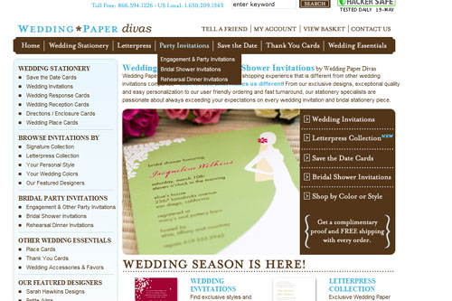 weddingpaperdiva wedding invitations